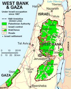 L'occupazione dei territori