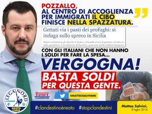 Salvini-Pozzallo-cibo-immigrati-nella-spazzatura-08.07