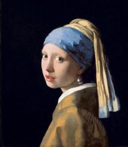 Vermeer, La ragazza con l'orecchino di perla