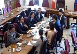 Il tavolo delle riforme (?) coi 5 Stelle