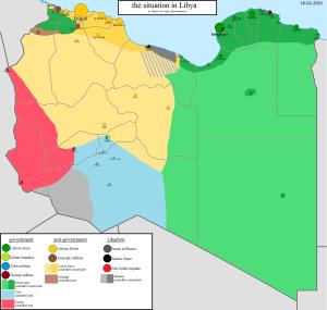 Chi comanda in Libia?