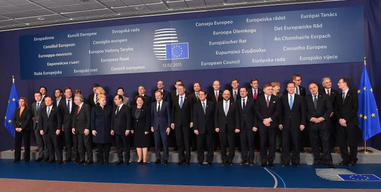 Il Consiglio Europeo del 12 Febbraio 2015