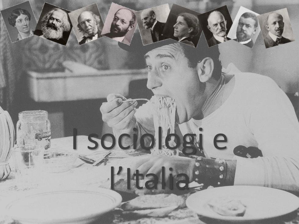 Italia-sociologi