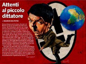 renzi-piccolo-dittatore
