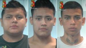I tre sudamericani arrestati a Milano
