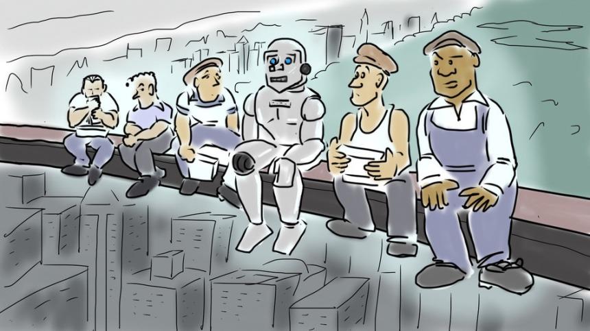 RobotWorkers