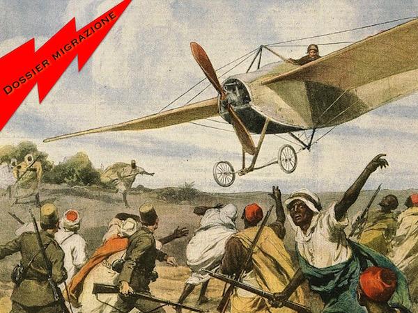 italian aircraft libya war quarta sponda