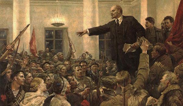 Lenin_1917-11_im_bolschewistischen_Hauptquartier_(Serow).jpg