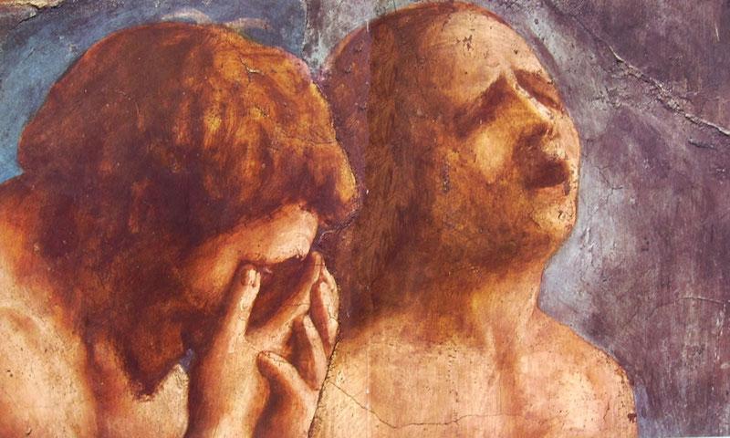 Masaccio Adamo ed Eva Cappella Brancaccio Firenze.jpg