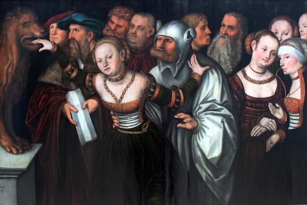 1534_Cranach_Die_Fabel_vom_Mund_der_Wahrheit_anagoria