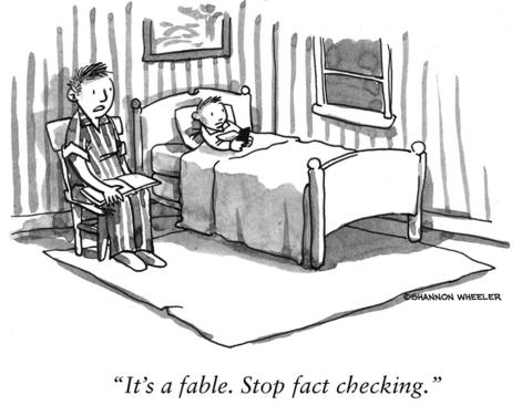 cartoon fact-checking