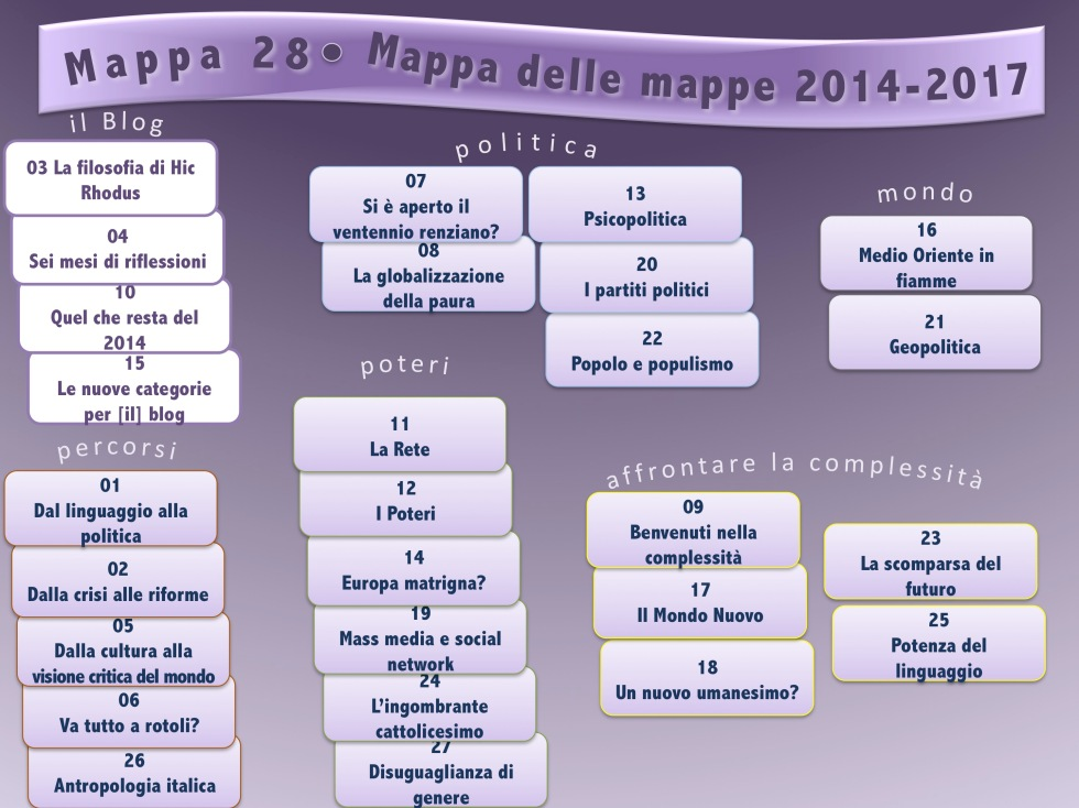 Mappe Hic Rhodus