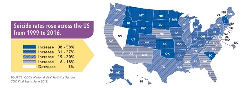 mappa USA